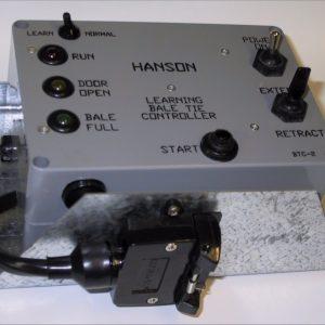 Hanson Bale Tie Controller