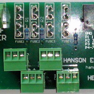 HE123-EX 4 channel RJ45 breakout