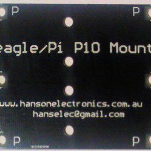 P10 BBB-PI mount