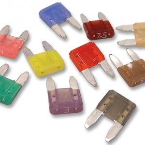 10A Mini Automotive fuse_(Pk10)