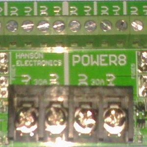 Power8-power distribution