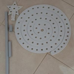 Spiral minitree kit