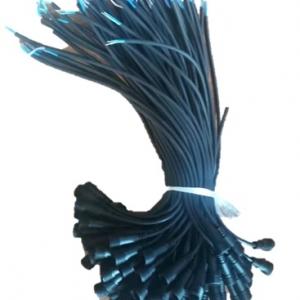 Fairy light female pigtail